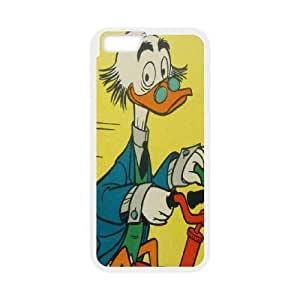 iPhone6 Plus 5.5 inch Phone Case White Disney An Adventure In Color Character Ludwig Von Drake WQ5RT7482970