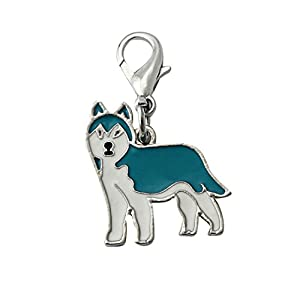 Anboo Pet Dogs Collar Charms Necklace Pendant ID Tag Disc Disk Pet Identification Tags 1