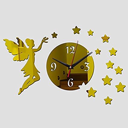 RedSonics(TM) top fashion Acrylic Quartz wall clocks reloj de pared new novelty big