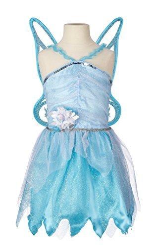 [Disney Fairies Celebrate Pixie Party Periwinkle Dress] (Fairy Dresses)