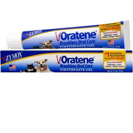 Pet King Oratene Toothpaste Gel 2.5oz