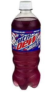 Mountain Dew SA (DEW-S-A, USA) 20z 3-pack!!!