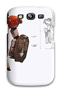 High-quality Durability Case For Galaxy S3(civilization: Beyond Earth)