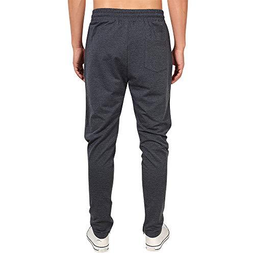 Pantalons Sport Hommes Rayure Coton Automne Homme Gym Hip Jogger Sweatpants hop Jogging De Décontractée Foncé Hiver B Gris sonnena Impression Mode Pantalon Chic XUqtxEU
