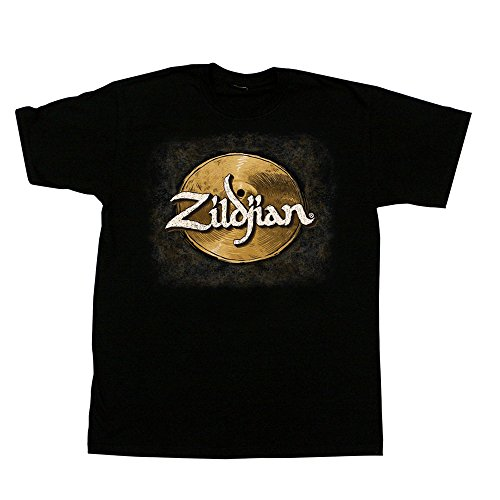 - Zildjian Hand-Drawn Cymbal Tee - Large