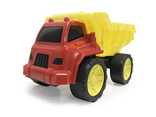 - Hunson My First Dump Truck with Moveable Parts (RED)
