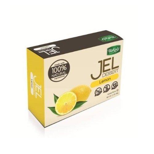 Bakol Jel Dessert, Lemon, 3 Ounce (Pack of -