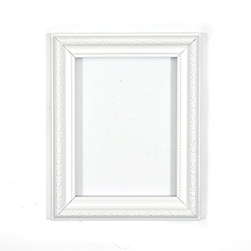 Photo 16x20 Framed (FRAME Company Ready to Hang Ornate Shabby Chic Picture/Photo/Poster with MDF Backing Board & High Clarity Styrene Shatterproof Perspex Sheet 20