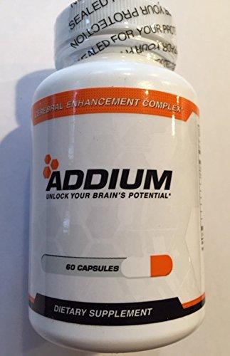 Amazon.com: Addium - Limitless Pill - Cerebral Enhancement Complex ...