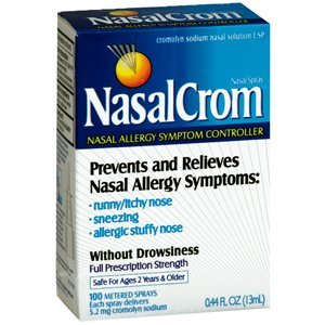 McNiel 940213 Nasalcrom Nasal Spray 13ML by Unknown
