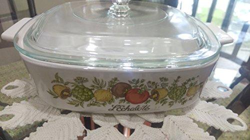 corelle casserole dishes - 2