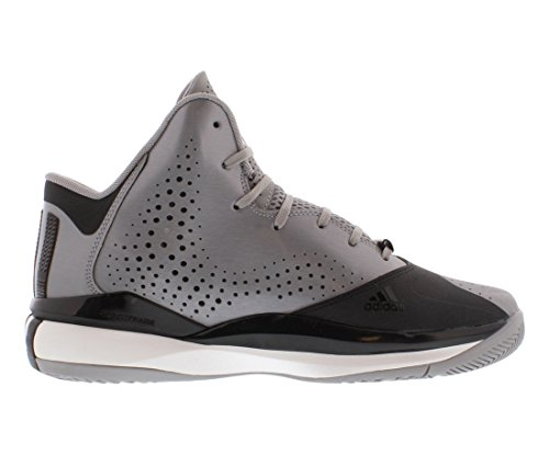 adidas D Rose 773 III Mens Basketball Shoe 10 Black-Scarlet Aluminum-black-white ZI6IwbYh