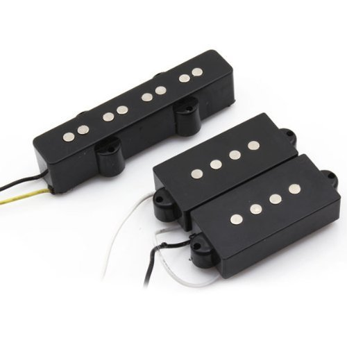 DN Jazz Bass Bridge Pickup And Precision Bass Pickups For 4 String Bass by ND (Image #1)