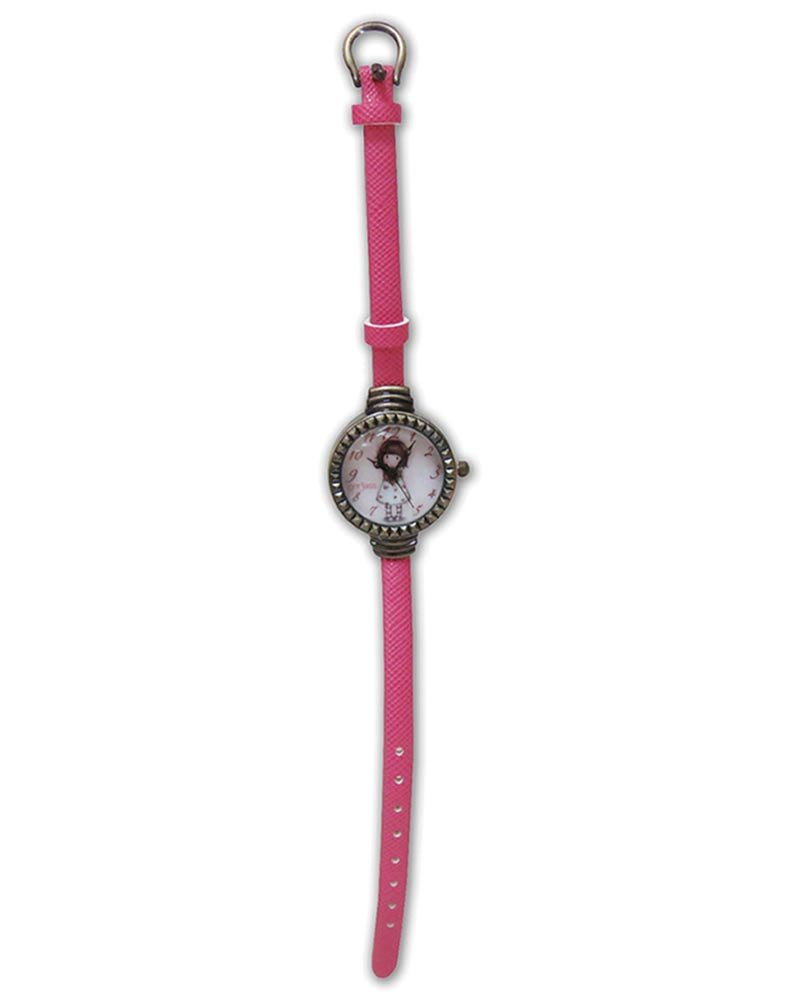 Reloj analogico Gorjuss Little Heart caja metalica