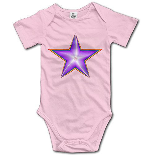 LALayton Spiritual Rainbow Star Unisex For Climbing Equipment - Pink