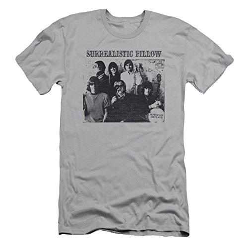 Ptshirt.com-19360-Jefferson Airplane - Men\'s Slim Fit T-Shirt Surrealistic Pillow design-B00QEDDHXE-T Shirt Design