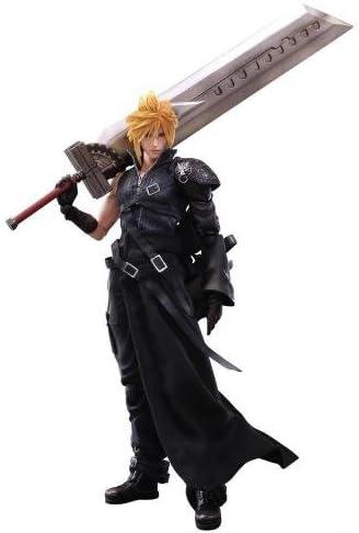 Final Fantasy VII 7 Cloud Strife Bring Art action figure Square Enix