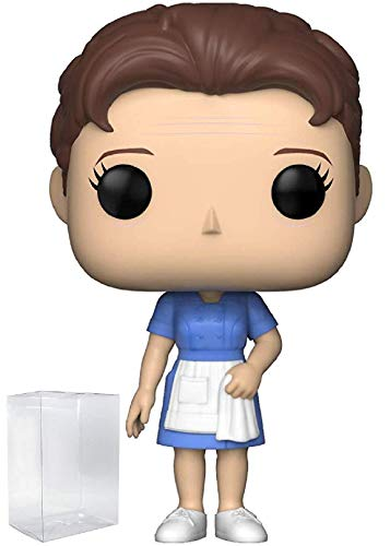 Funko Pop! Television: The Brady Bunch - Alice Nelson Vinyl Figure (Bundled with Pop Box Protector Case) ()