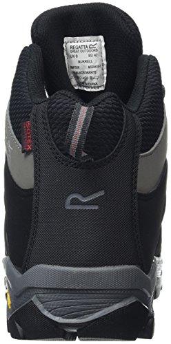 Regatta Burrell Stivali da Escursionismo Alti Uomo Nero Black Granit Envío  Libre Perfecto J49socu7 - mustachemikesnc.com 33b8bc688e5