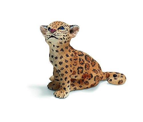 Jaguar Cub Replica Toy Figure<br>Schleich