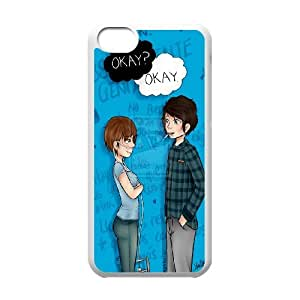 [bestdisigncase] For Iphone 5c -The Fault In Our Stars - John Green PHONE CASE 12