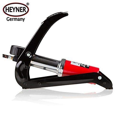 HEYNER Premium Foot Pump Foot Pump air Pump with Large, used for sale  Delivered anywhere in USA