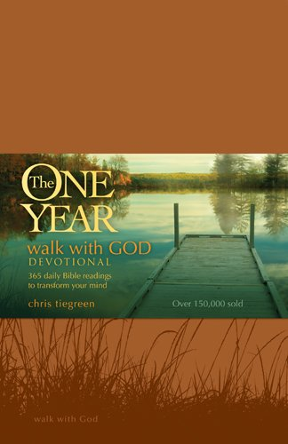 The One Year Walk with God Devotional: Wisdom from the Bible to Renew Your Mind (Walk Thru the Bible)