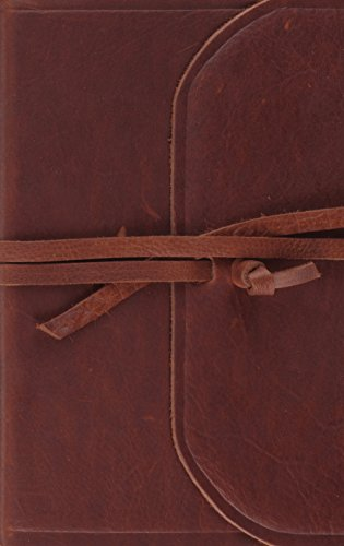 (ESV Thinline Bible (Flap with Strap))