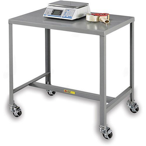 Little Giant 500-Lb. Capacity Machine Table - 48X24x42'' - Mobile