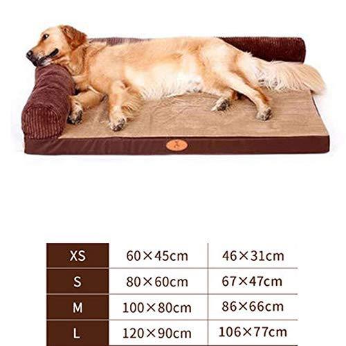 GBX Hogar Four Seasons Cama universal para mascotas, perrera, cama ...