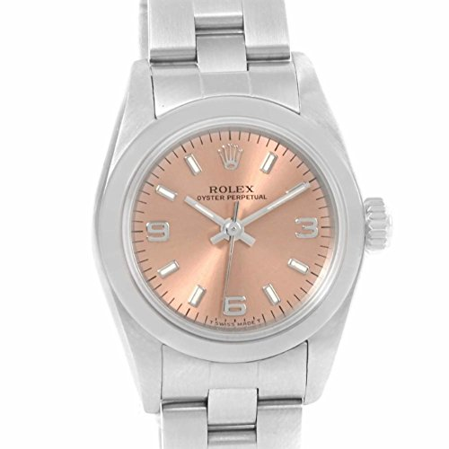 Rolex Oyster Perpetual automatic-self-wind womens Watch 67180 (Certified Pre-owned)
