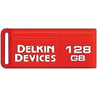Delkin PocketFlash USB 3.0 Flash Drive, 128GB (DDUSB3-128GB)