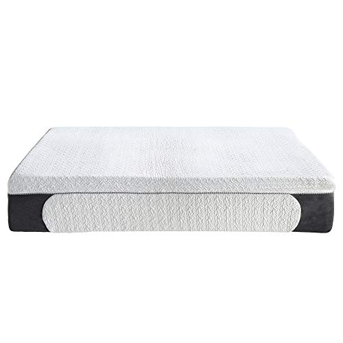 Classic Brands Cool Gel 1.0 Ultimate Gel Memory Foam 14-Inch Mattress