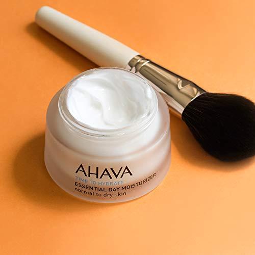 AHAVA Essential Day Moisturizer, Normal to Dry Skin, 1.7 Fl Oz