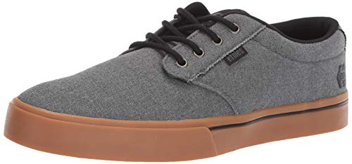 Shoe Etnies Skateboard Mens - Etnies Men's Jameson 2 ECO Skate Shoe Grey/Black/Orange 9 Medium US