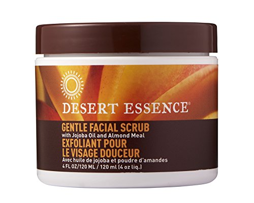 Desert Essence Gentle Facial Scrub (3pk) 4 fl oz