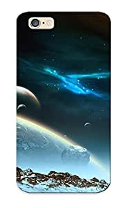 Blackducks Iphone 6 Well-designed Hard Case Cover Snowy Planet Protector For New Year's Gift