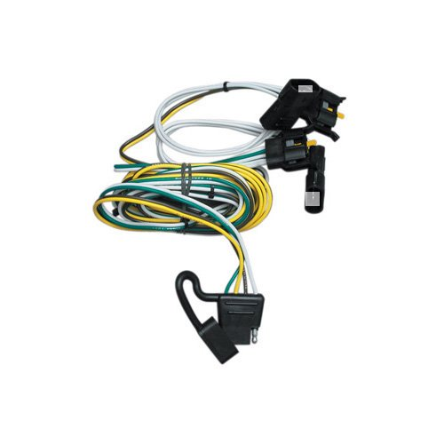 Vehicle Hitch Wiring For - Mercury - Tracer - 1997-1999 - 4 Dr. Sedan, T-One Connector Assembly