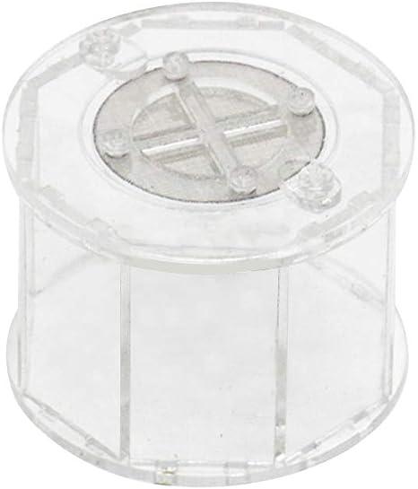 Jaula de acrílico transparente caja de alimentación para pequeños ...