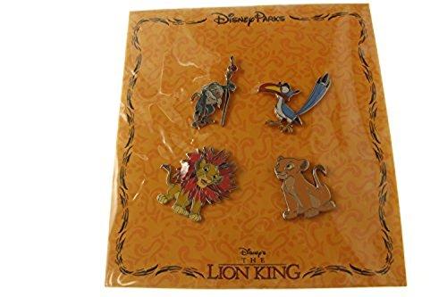 Disney's The Lion King 4piece Starter Set
