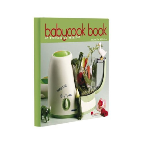 Beaba Babycook Cook Book - English