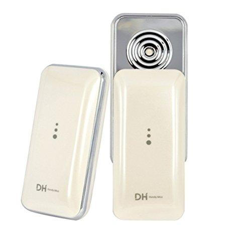 Handy Mist Sprayer 24 Hours Nanomist Facial Skin Steam Care Nano Particle Generator