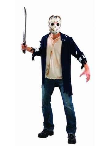 Jason Costume (Rubie's Costume Jason Costume, X-Small,)