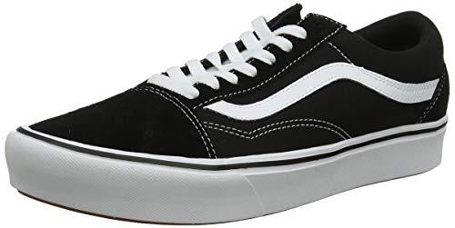 Vans Unisex Erwachsene UA ComfyCush Old S, 9.5, Medium Sneaker, Mehrfarbig Classic Black Vnvne, 42/43 EU
