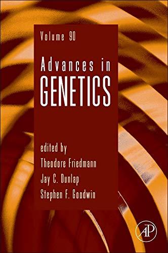 Advances in Genetics, Volume 90