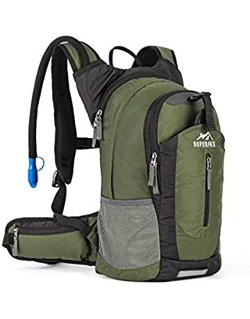 RUPUMPACK Insulated Hydration Backpack Pack with 2.5L BPA Free Bladder -  Keeps Liquid Cool up b941a1f563c25