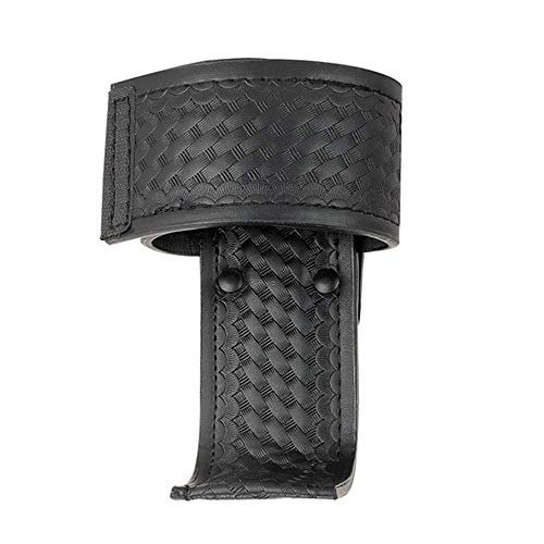 LytHarvest Basketweave Radio Holster for Police Duty Belt, Universal Firefighter