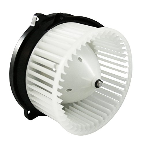 HVAC Plastic Heater Blower Motor ABS w//Fan Cage ECCPP for 2001-2005 Acura EL //2001-2005 Honda Civic //2002-2006 Honda CR-V //2003-2011 Honda Element