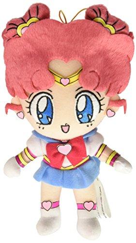 Great Eastern Sailor Moon GE-52781 Sailor Chibichibi Moon Stuffed Plush (Eastern Sailor Great Moon)