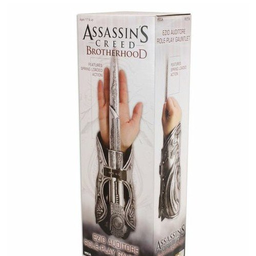 Assassin's Creed Ezio Auditore Gauntlet with Hidden Blade Replica
